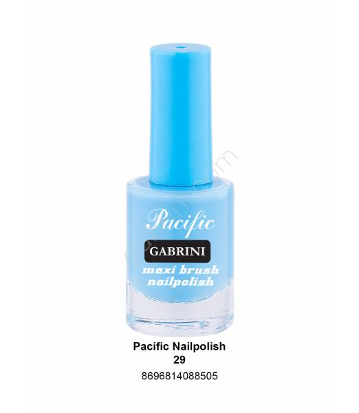 GABRİNİ PACIFIC NAILPOLISH-29