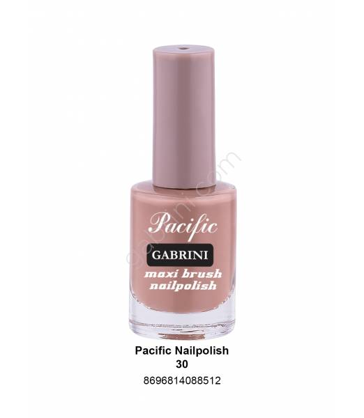 GABRİNİ PACIFIC NAILPOLISH-30