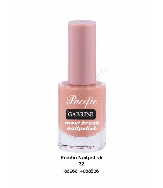 GABRİNİ PACIFIC NAILPOLISH-32
