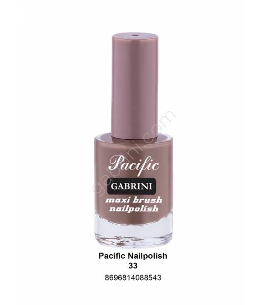 GABRİNİ PACIFIC NAILPOLISH-33