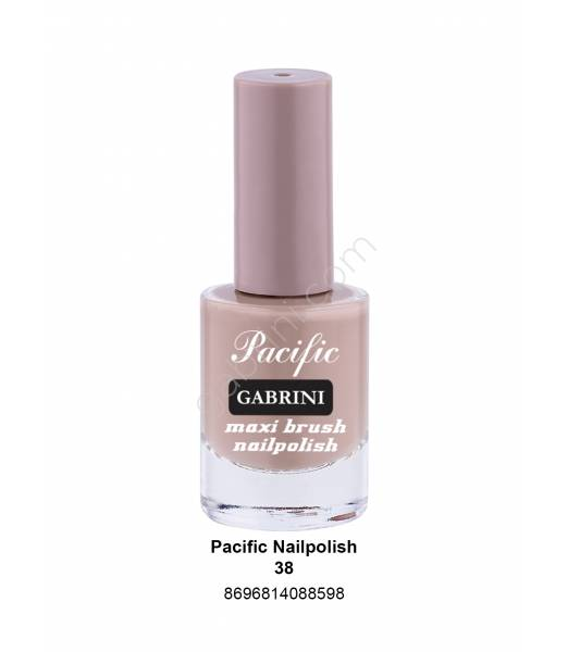 GABRİNİ PACIFIC NAILPOLISH-38