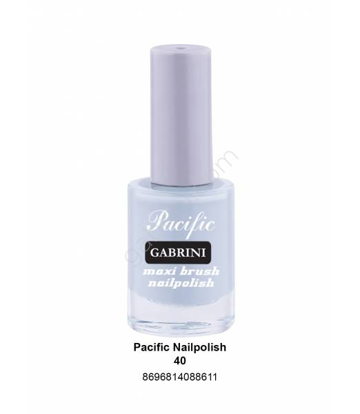GABRİNİ PACIFIC NAILPOLISH-40