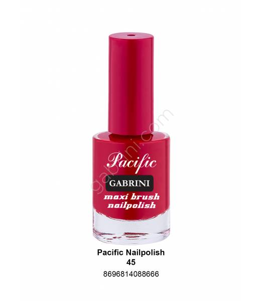 GABRİNİ PACIFIC NAILPOLISH-45