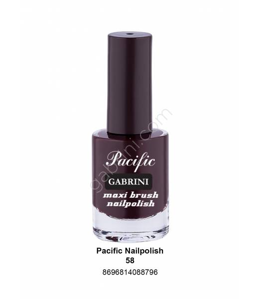 GABRİNİ PACIFIC NAILPOLISH-58