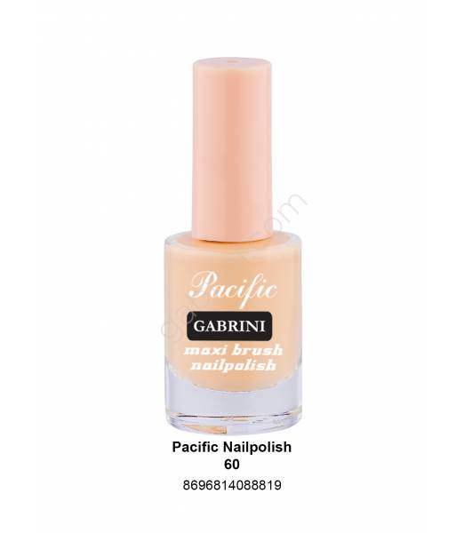 GABRİNİ PACIFIC NAILPOLISH-60