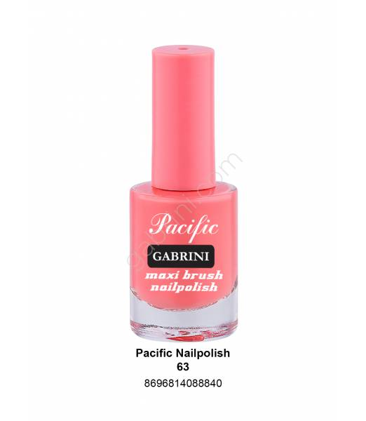 GABRİNİ PACIFIC NAILPOLISH-63