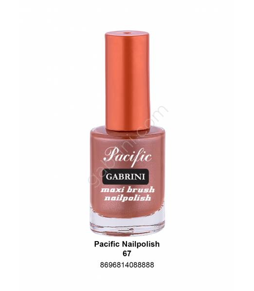 GABRİNİ PACIFIC NAILPOLISH-67