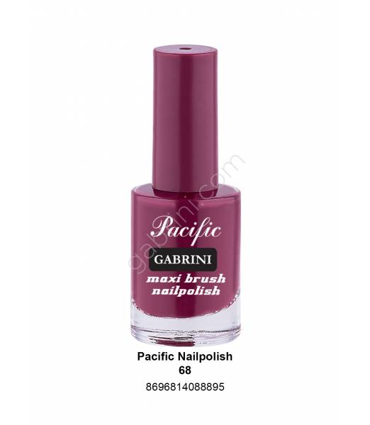 GABRİNİ PACIFIC NAILPOLISH-68
