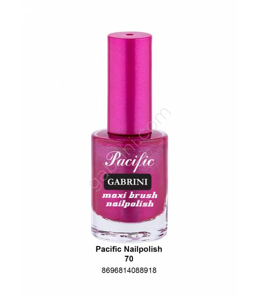 GABRİNİ PACIFIC NAILPOLISH-70