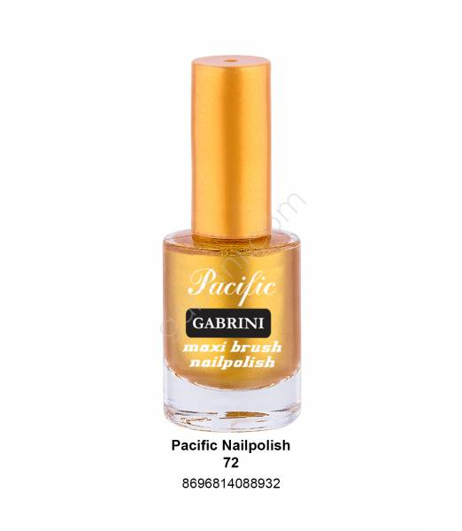 GABRİNİ  PACIFIC NAILPOLISH-72