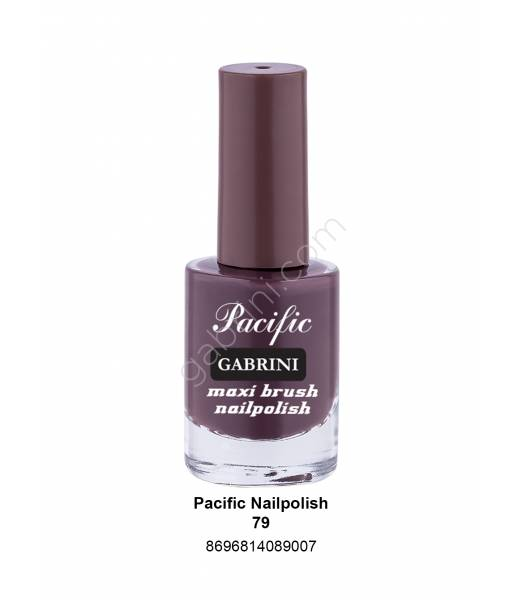 GABRİNİ  PACIFIC NAILPOLISH-79