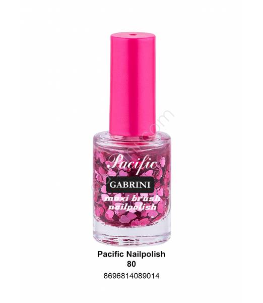 GABRİNİ  PACIFIC NAILPOLISH-80