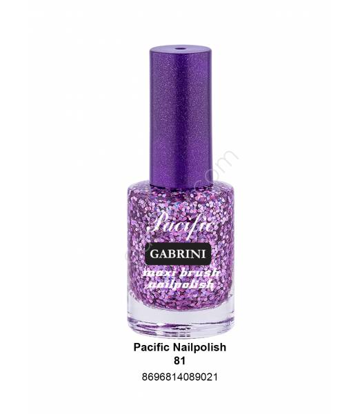 GABRİNİ  PACIFIC NAILPOLISH-81