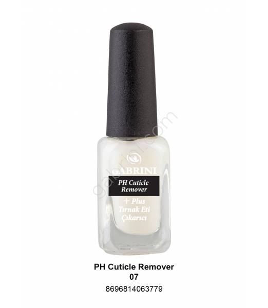 GABRINI PH CUTICLE REMOVER 07